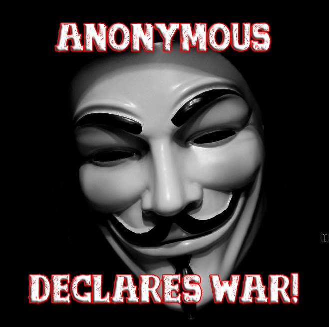'Anonymous' Hackers Declare War on IS