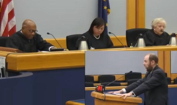 Alaska Delegation Files Supreme Court Amicus Brief in Support of John Sturgeon Case