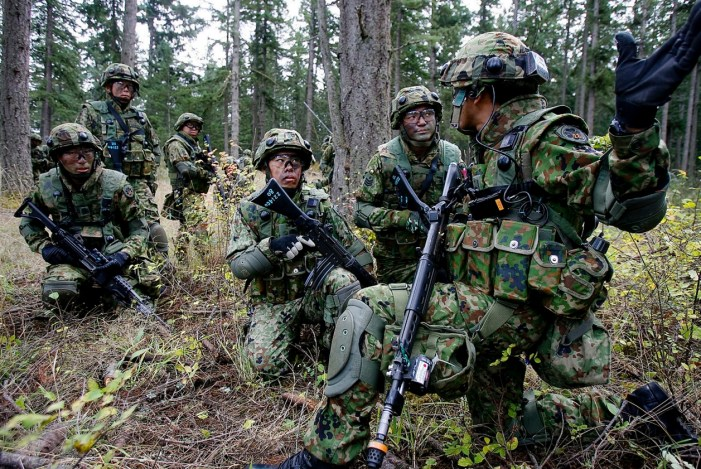 Japanese Pacifists Oppose Involvement in IS Conflict
