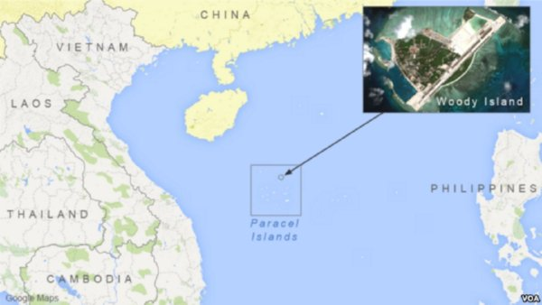 China Deploys Missile System on Disputed Island