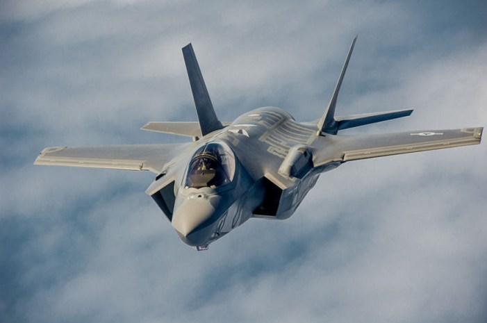 Eielson Air Force Base Set to Receive 54 F-35s in 2020