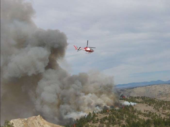 Motorists May See Smoke From Prescribed Fires Scheduled Near Fairbanks