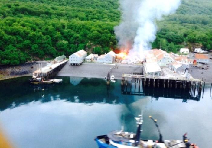 One Dead, Three Injured in Uyak Bay's Spirit of Alaska Wilderness Lodge Fire