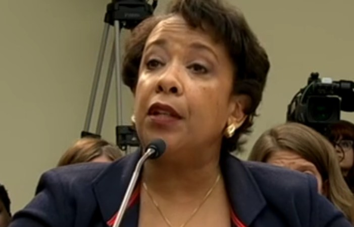 Lynch Mum on Decision Not to Prosecute Clinton on Emails