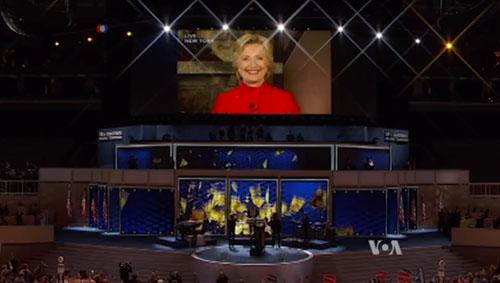 Democrats Make History With Nomination of Hillary Clinton