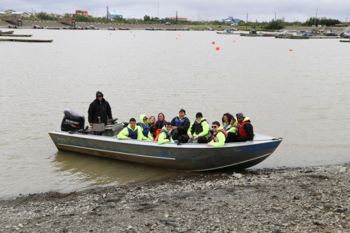 Alaska National Guard Youth Learn Subsistence, Culture in Bethel