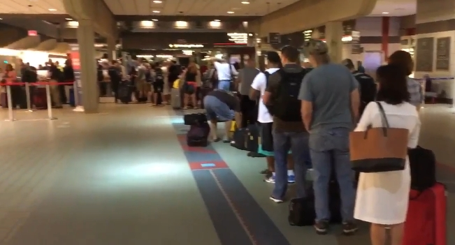 Delta Cancels More Flights After Computer Outage