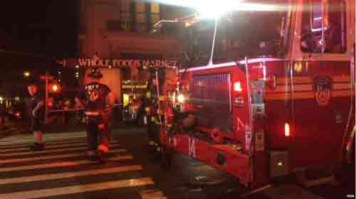 New York Blast 'Was Intentional Act,' Police Say; 29 Injured