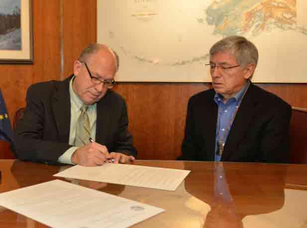 Governor Walker and Lt. Governor Mallott Donate Portion of Salaries towards Safer Alaska