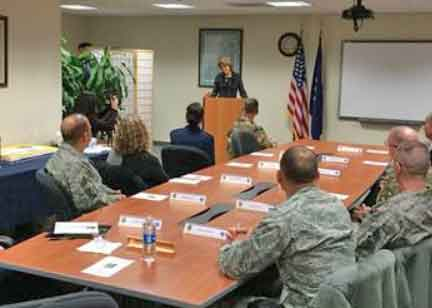 Murkowski Announces Expansion of Program to Help Nation's Wounded Warriors