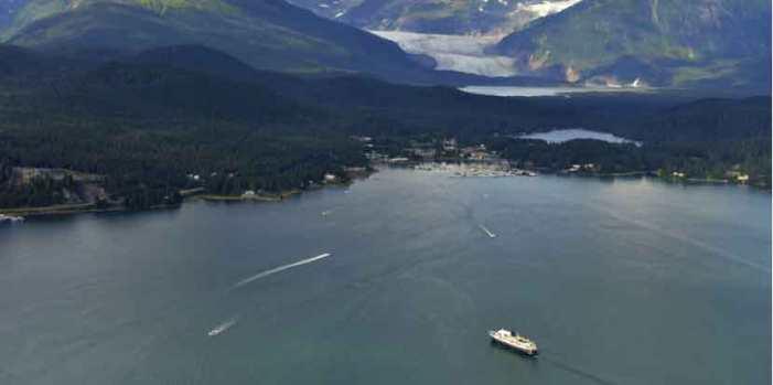 No Build Alternative for Juneau's Access Project