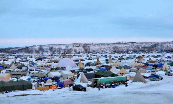 Army Corps Decides Not to Grant Easement for Dakota Access Pipeline Crossing