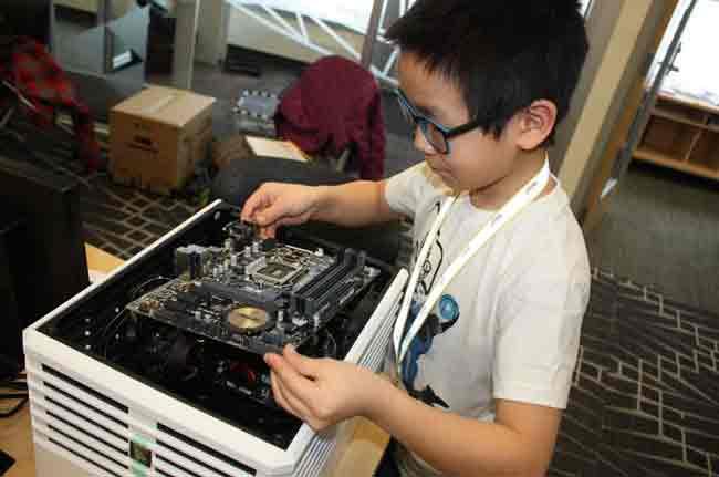 ANSEP Hosts Students from Kenai Peninsula Borough and  Lower Kuskokwim