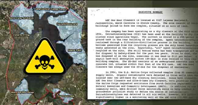 Presumptive Illnesses in Connection with the Camp Lejeune Water Supply Now Officially Established