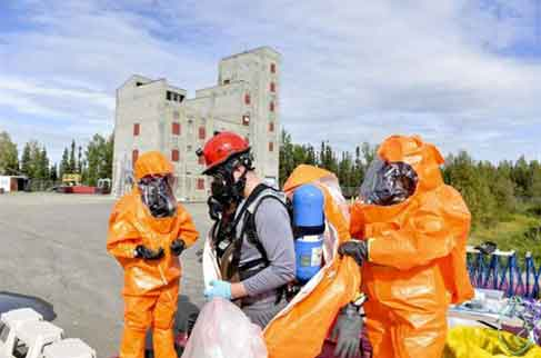 Alaska National Guard to Host Radiological-Hazard Response Exercise