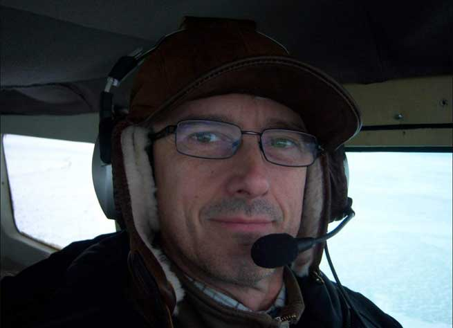 Grant Aviation pilot Perishes in Crash Near Perryville