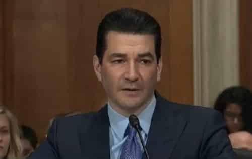 Gottlieb Confirmed as FDA Commissioner