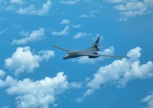 US Flies Bombers, F-35 Fighter Jets Over Korean Peninsula