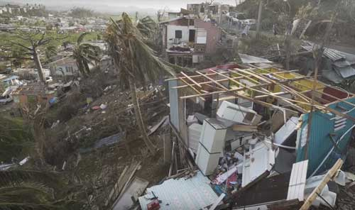 Trump Touts Puerto Rico Relief Effort as Critics Fault Washington's Response