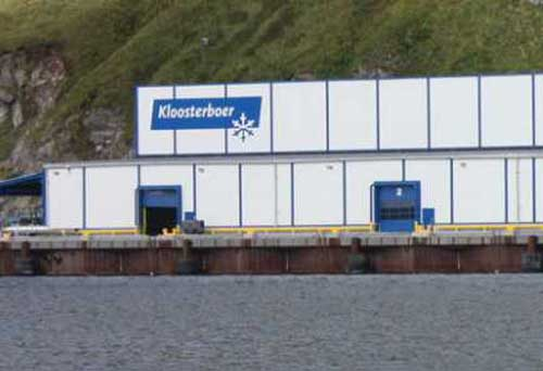 EPA Settles with Kloosterboer Dutch Harbor over Ammonia Release