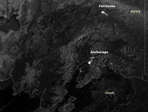 New NOAA Polar-Orbiting Satellite to improve Alaskan Weather/Hazard Forecasts