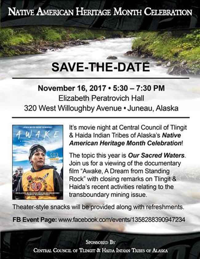 Native American Heritage Month Celebration