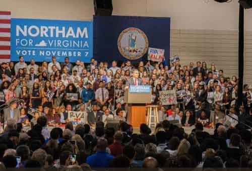 Democrats Notch Big Wins in Virginia, New Jersey
