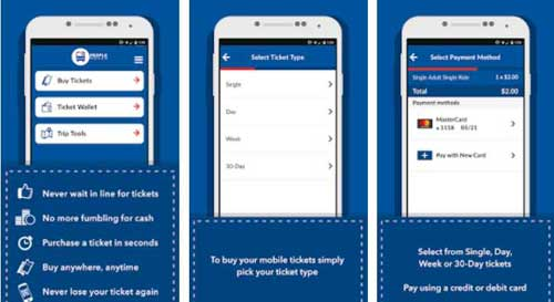 People Mover Launches Mobile Ticketing App