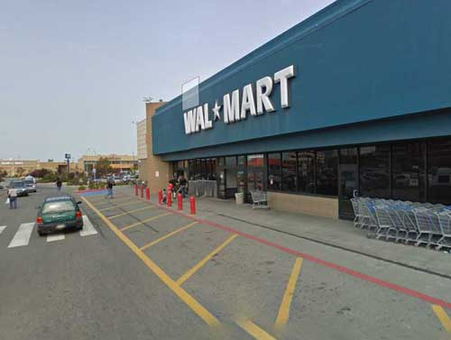 Knife-Wielding Shoplifter Arrested for Robbery after Stealing from Anchorage Walmart