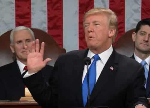 White House Indicates Some Kind of State of Union Address Next Tuesday