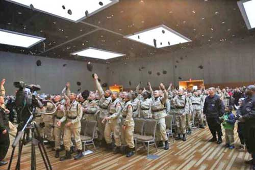 The Alaska Military Youth Academy: Celebrating 25 years of changed lives