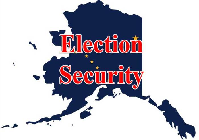 Alaska Praised for Election Security in National Report