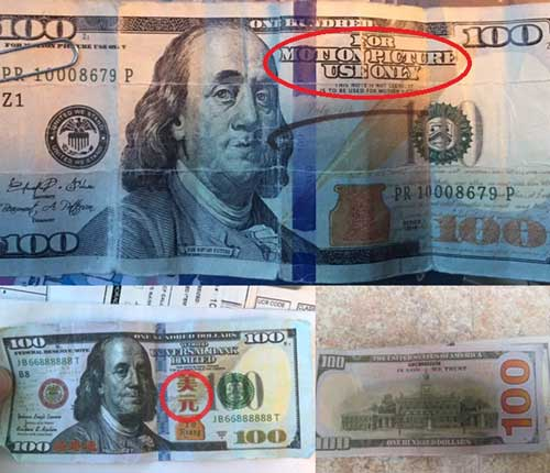 Man Arrested for Forgery, APD Warns to Watch for Counterfeit Bills