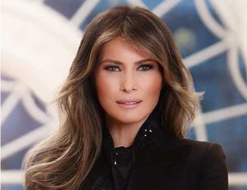 Report: Melania Trump Received US Residency Through 'Einstein Visa'