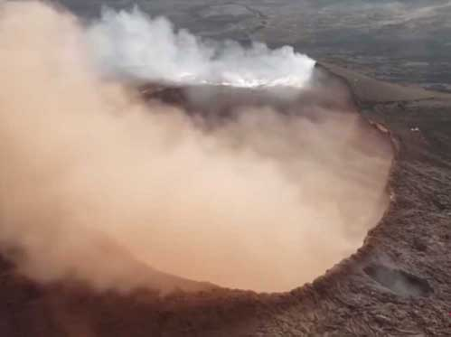 Hawaii Residents Feel More Tremors, Brace for Eruption