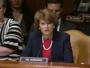 Senator Murkowski Questions Military Leaders on Arctic Strategy. Office of Senator Murkowski