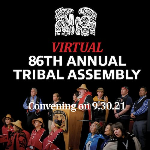 86th Annual Tribal Assembly Moved to Virtual Format