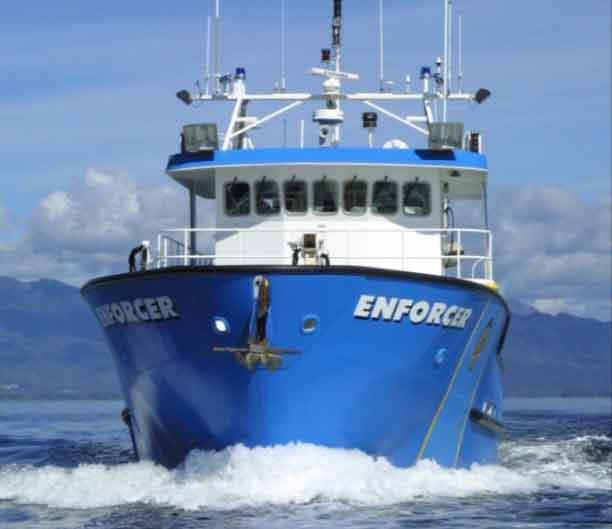 USCG, Troopers Rescue Three Aboard Grounded Vessel Near Broad Island