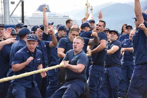 Coast Guard to Celebrate Annual Buoy Tender Roundup in Juneau