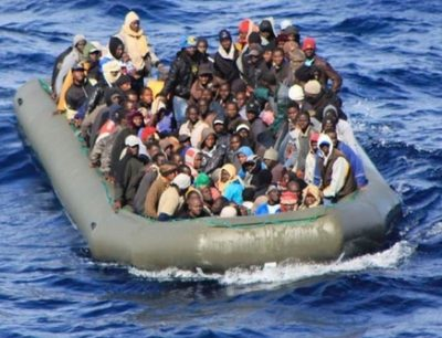 Italy Rescues 2,500 North African Migrants from Mediterranean since Thursday