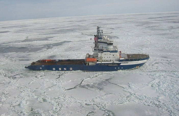Icebreaker Damage May Delay Shell's Drilling Plans