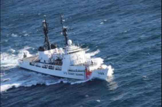 USCG Locates Debris Field, EPIRB, but No Signs of Crew, Vessel off St George