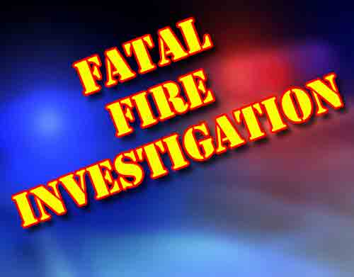 Fire Marshals Investigate Cause of Fatal Aniak House Fire