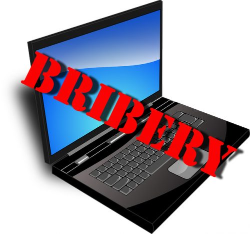 US Tech Giant Fined $58 Million for Bribery