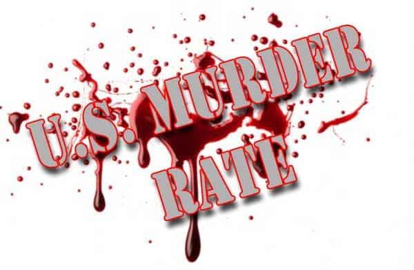 Report: US Murder Rate Spikes; 3 Cities Blamed