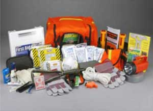 Emergency Kit First Step In Disaster Readiness