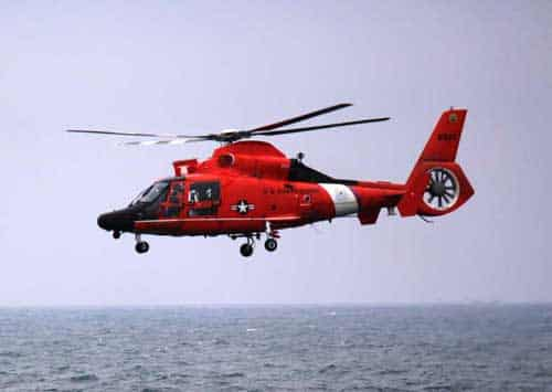 Coast Guard Aircrews Conduct Medevac 92 Miles Southwest of Dutch Harbor