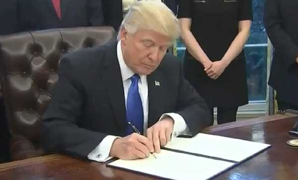 Trump to Sign Flurry of Executive Orders as Presidency Nears 100-Day Mark