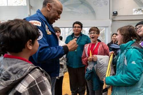 ANSEP Welcomes NASA Astronaut Dr. Bernard Harris Jr for 24th Annual Celebration