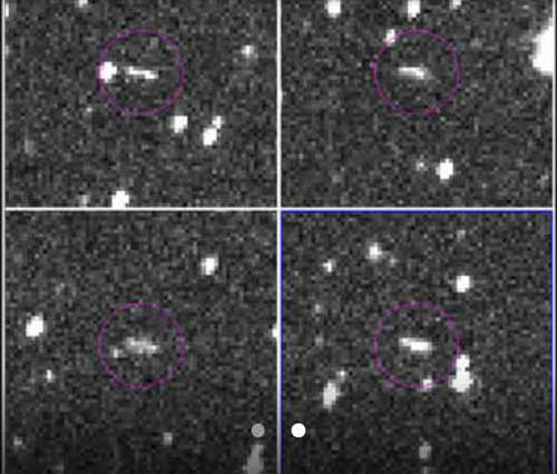 Asteroid Discovered Saturday Disintegrates Hours Later Over Southern Africa